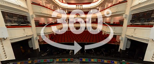 virtual tour Kaunas Music Theater