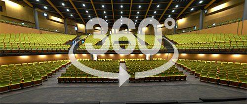 virtual tour Palanga Concert Hall