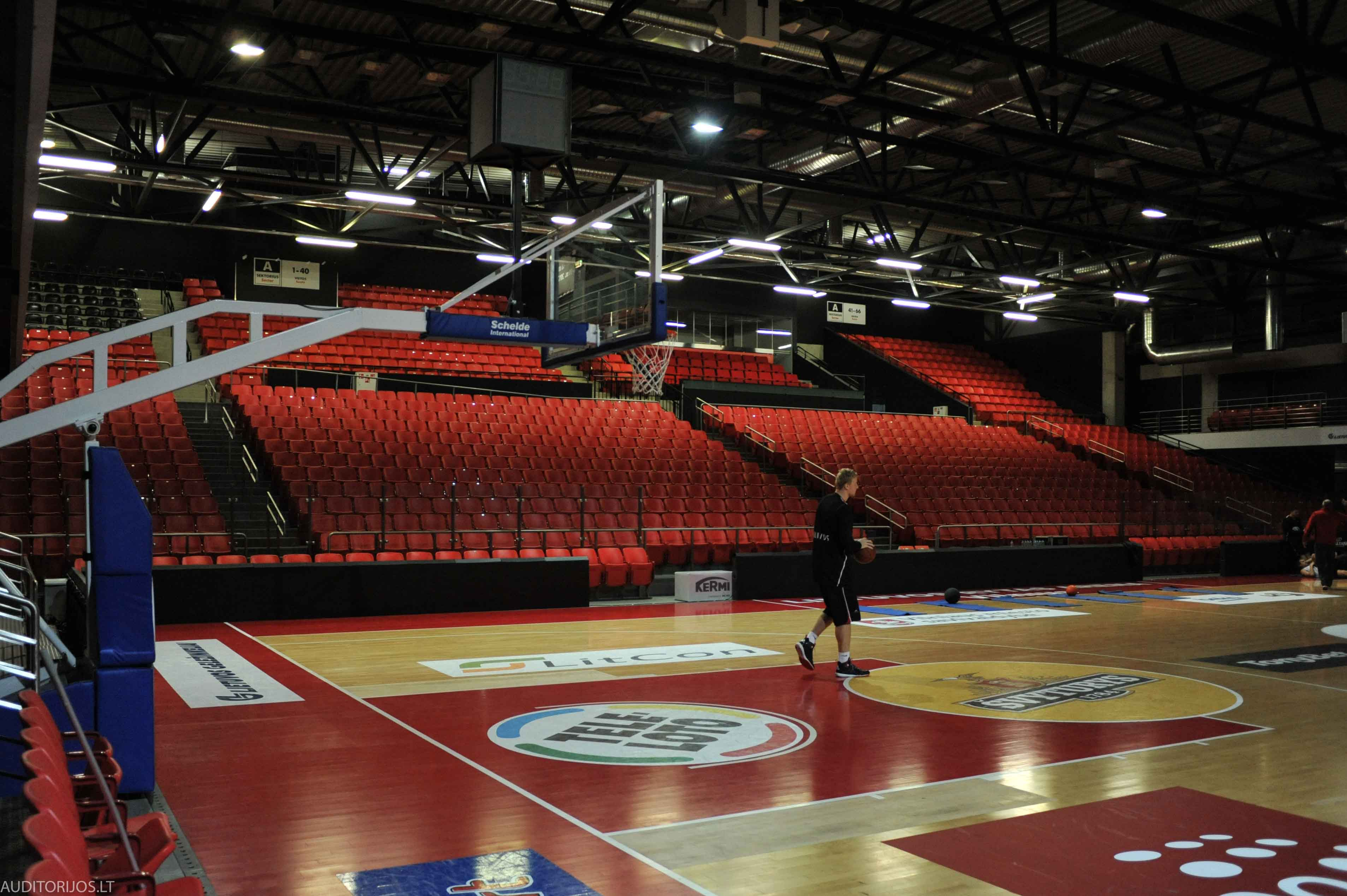 Lietuvos Rytas Arena Seating Vertika DSC_3313