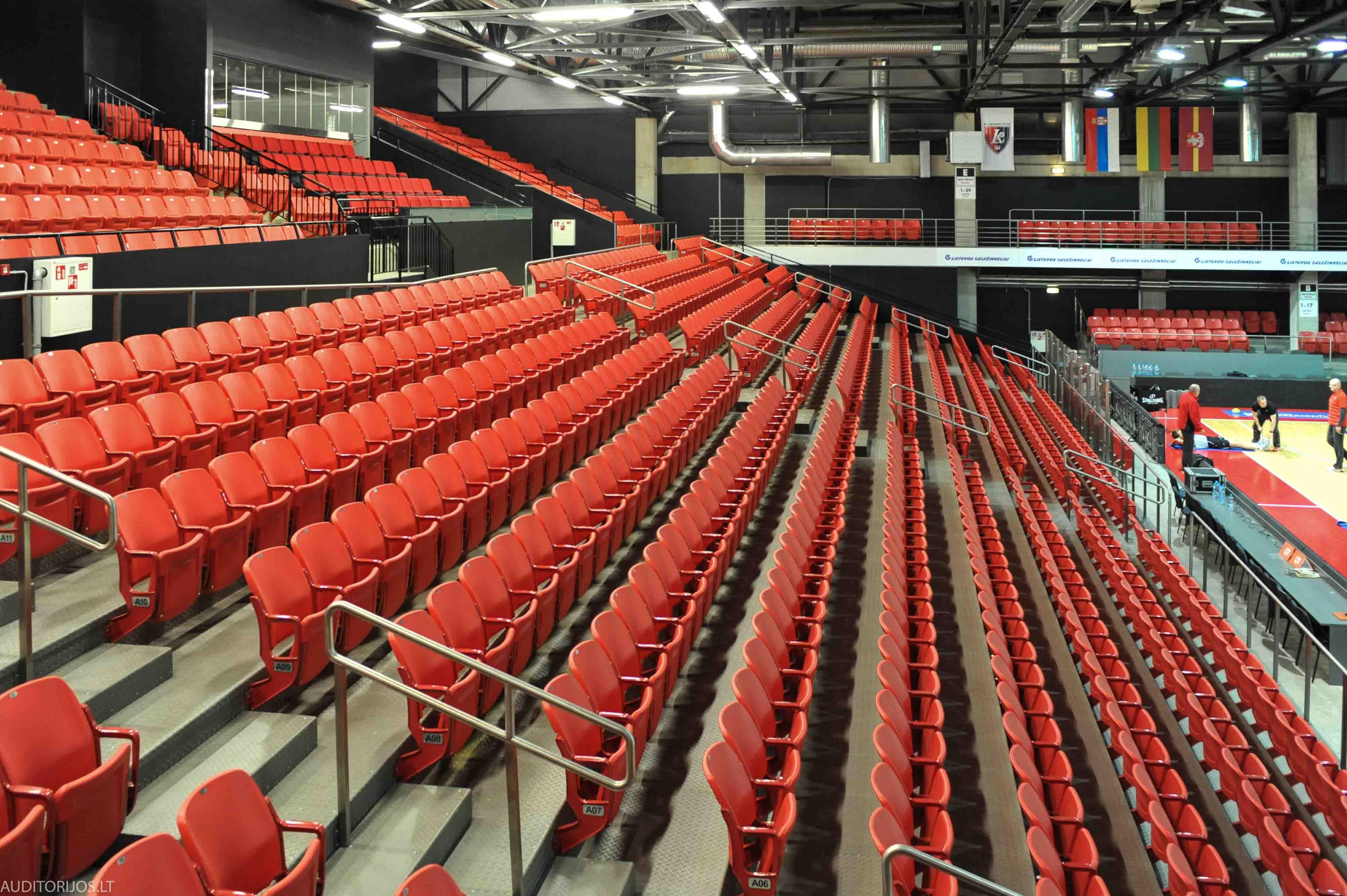 Lietuvos Rytas Arena Seating Vertika DSC_3322