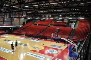 Lietuvos Rytas Arena Seating Vertika DSC_3350